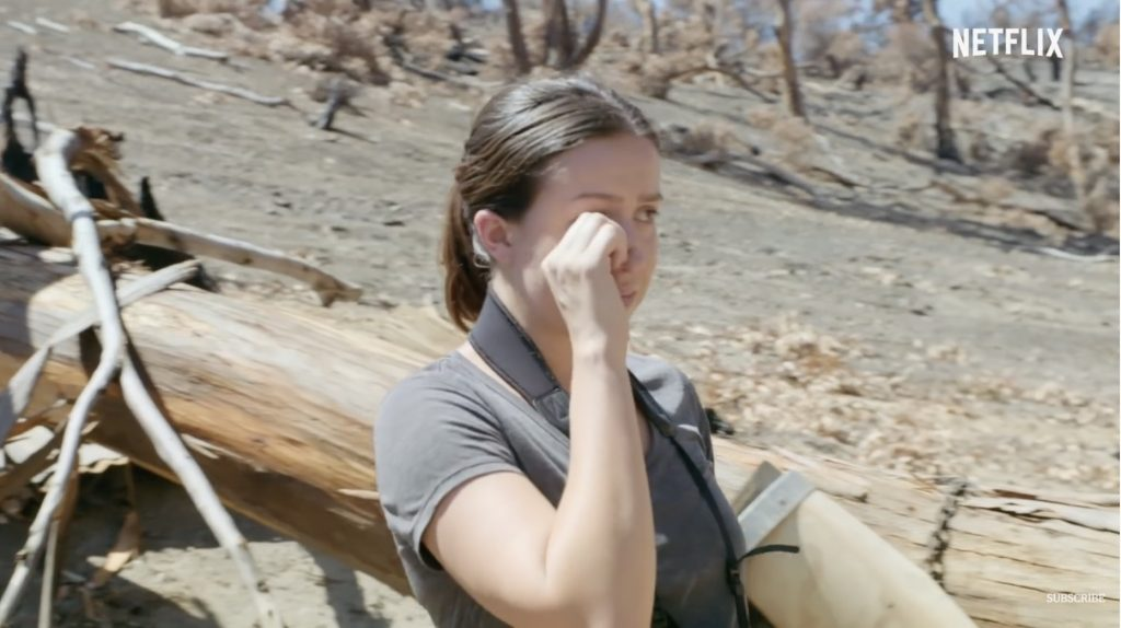 Scientists burst into tears as they see the consequences of the climate crisis