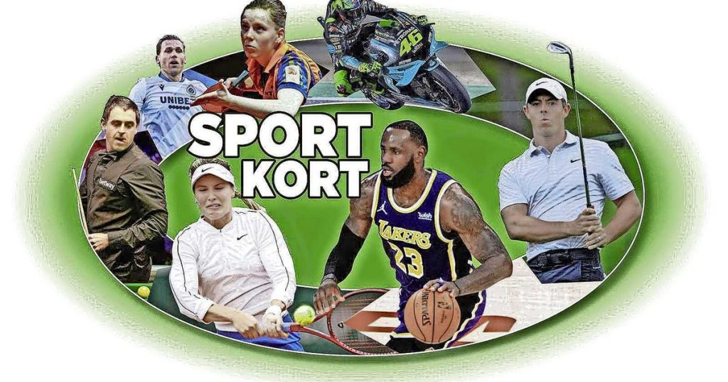 Sport Kort: Daughter of former tennis player Korda, new number 1 in golf |  sport