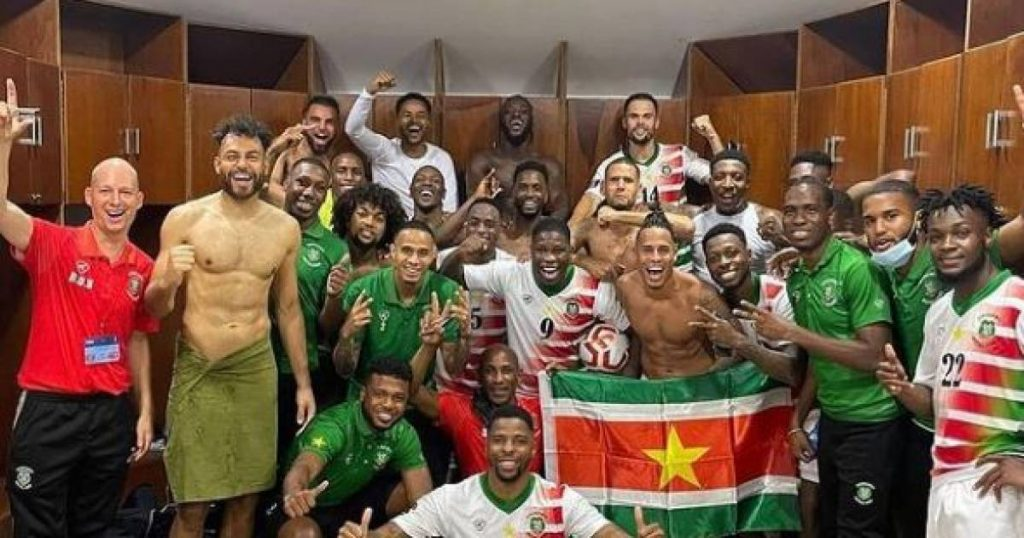 Summary |  Suriname crushes Bermuda and continues to dream of World Cup |  sport