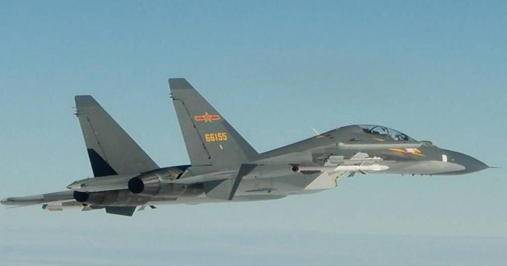 Taiwan Reports Largest Chinese Air Force Raid Yet |  Abroad