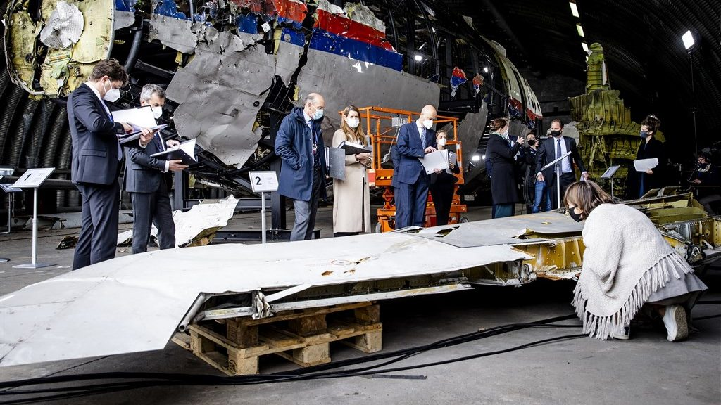"""The Monster Process MH17 enters a new phase: """"It's time to respond"""""""