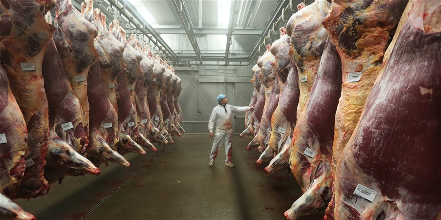 The Netherlands is the EU's largest meat exporter