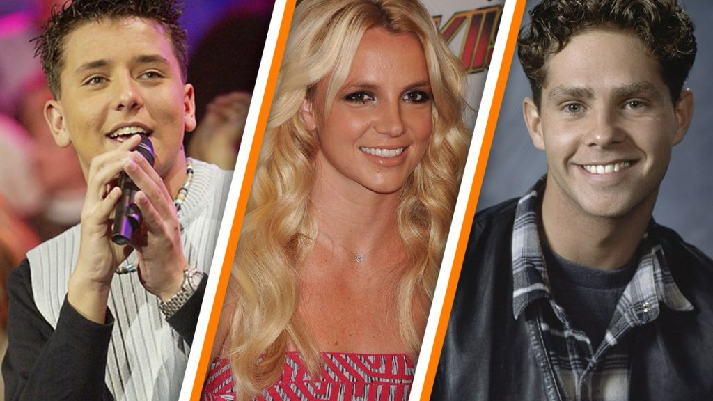 These celebs broke through when they were still (squeaky) young