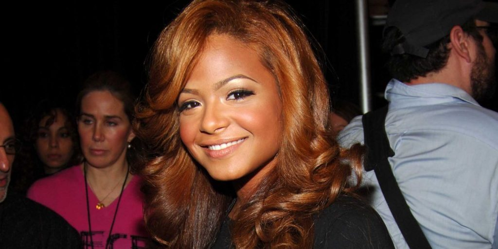 This is how it goes with singer and actress Christina Milian