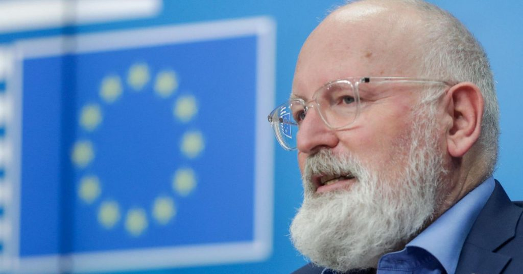 Timmermans: We must bring Hungary to justice faster    Interior