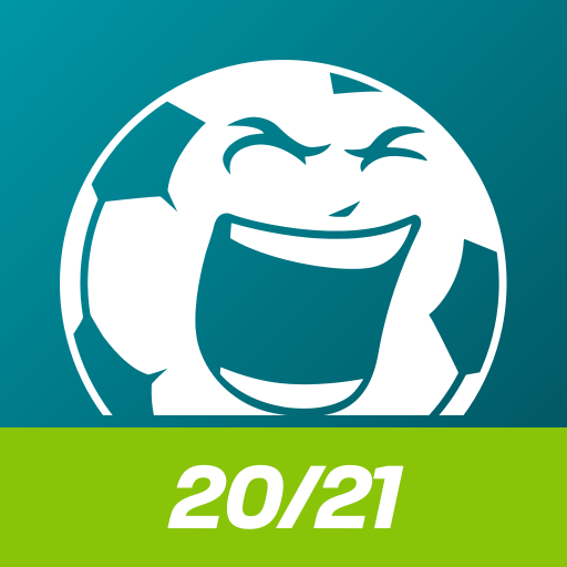 Euro Football App 2020 in 2021 - Live results