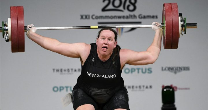 Unique: New Zealand transgender athlete at the Olympics