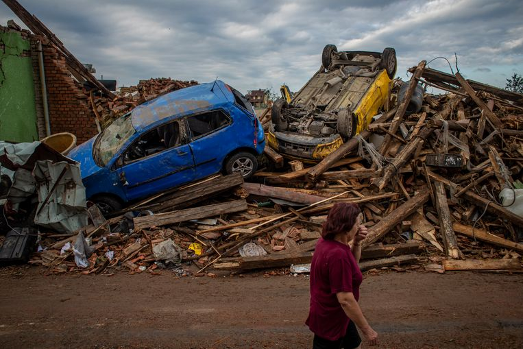 Violent tornadoes like the one in the Czech Republic, which killed 3, will become more frequent in Europe