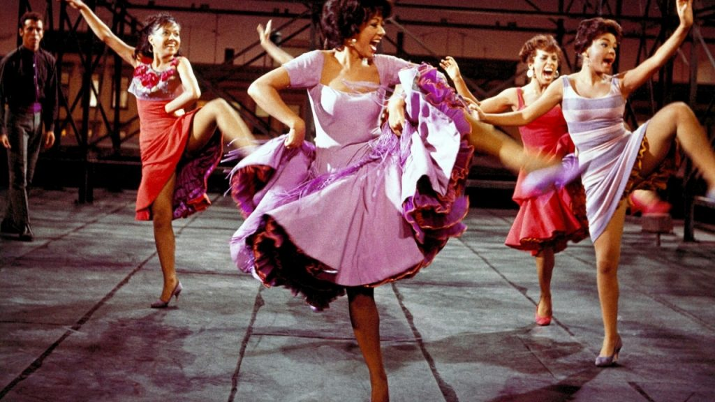 """""""West Side Story"""" Actress Defends """"Into the Heights"""" Musical"""