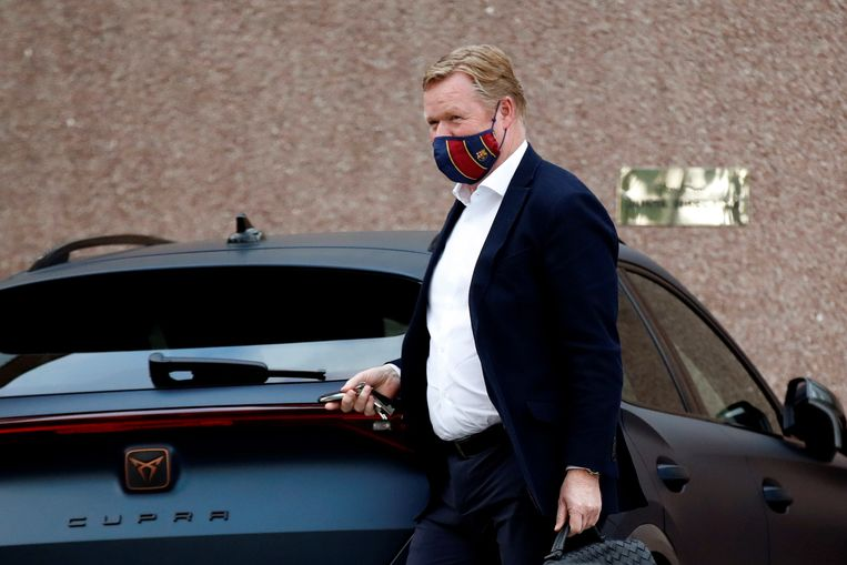 With Koeman remaining, a Dutch enclave forms near Barcelona