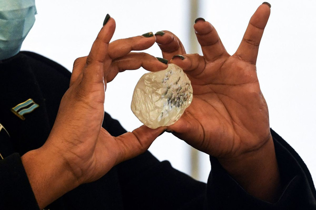 World's third largest diamond discovered in Botswana - Science