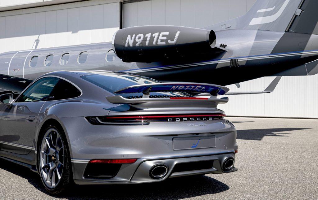 Premier Embraer and Porsche sing 'Duet' .... • Pilot & Plane