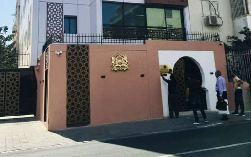 Morocco plans to open embassy in Israel