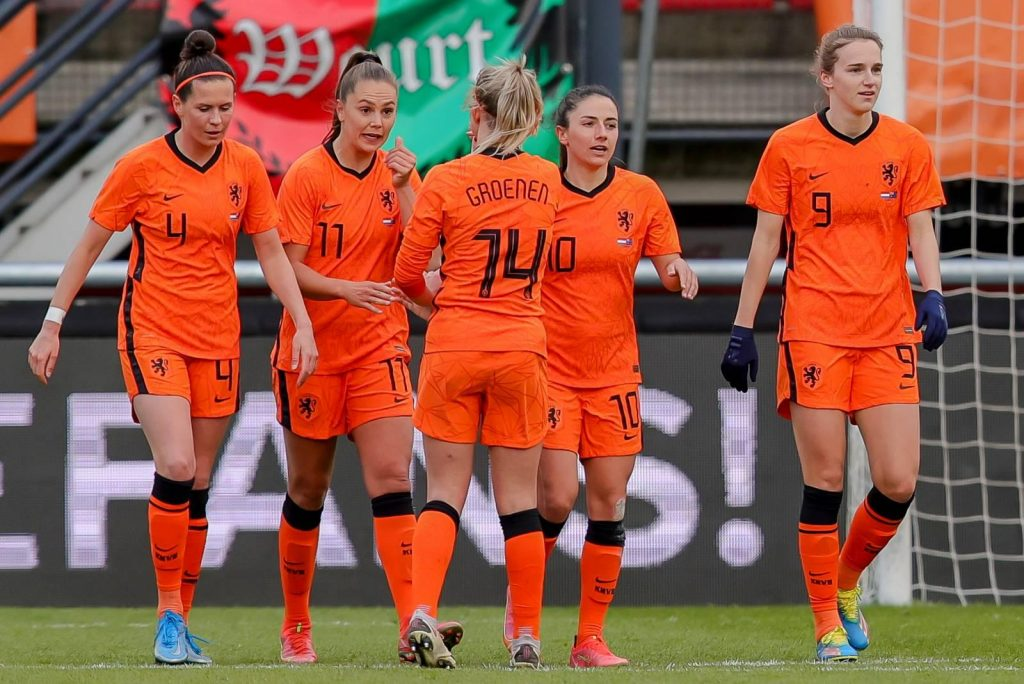 World Cup qualifying draw: Orange Lionesses must play against these countries