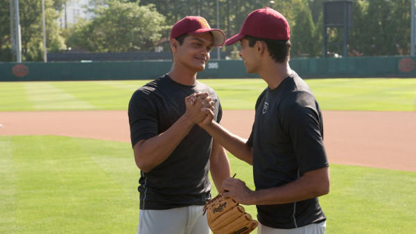 The gorgeous sports film Million Dollar Arm will air on SBS9 on Tuesday, July 13