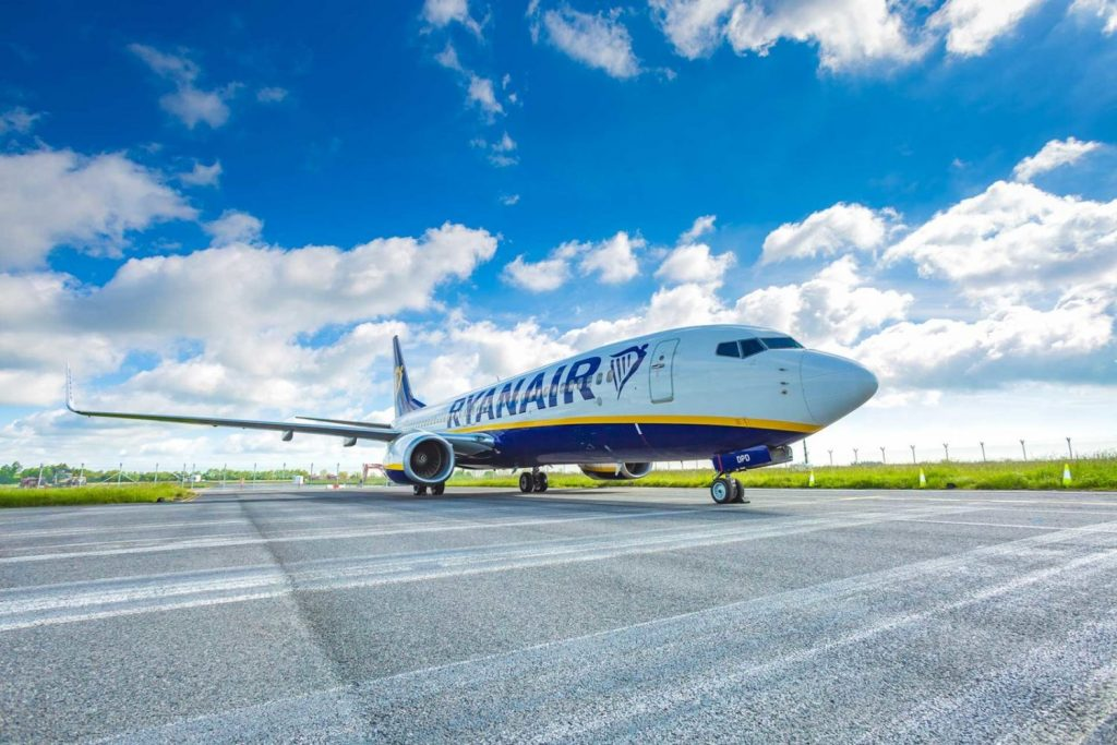 Ryanair makes room for many new pilots