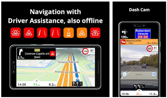 6 best alternatives to Google Maps: map and navigation apps