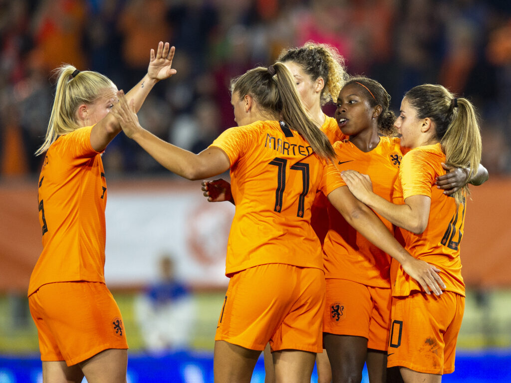 Which Dutch will be in action at the Olympics on July 21?