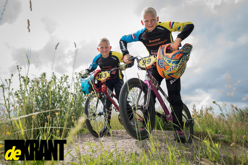 BMX Van Buizen brothers on their way to the World Cup |  News from the newspaper