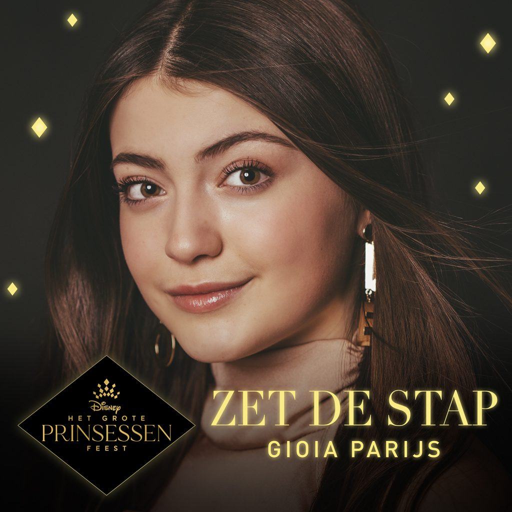 Disney and Gioia Paris release new single 'Zet de Stap' in tribute to Disney princesses