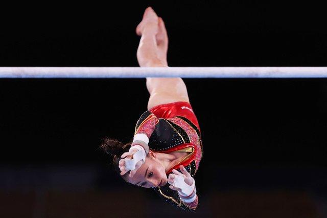 Liveblog Play: Brilliant performance of Belgian gymnasts - Other sports