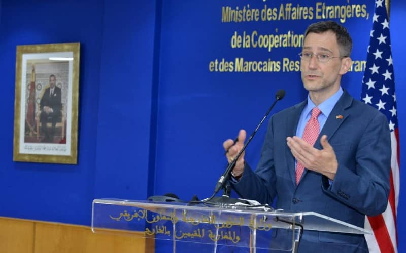 The United States has its position on the Moroccan Sahara
