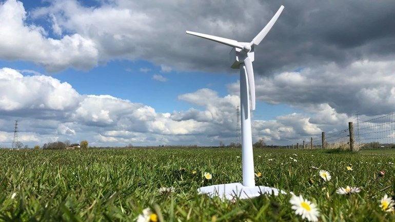 Regio Arnhem Nijmegen heeft weinig ruimte voor windturbines. Foto: Omroep Gelderland