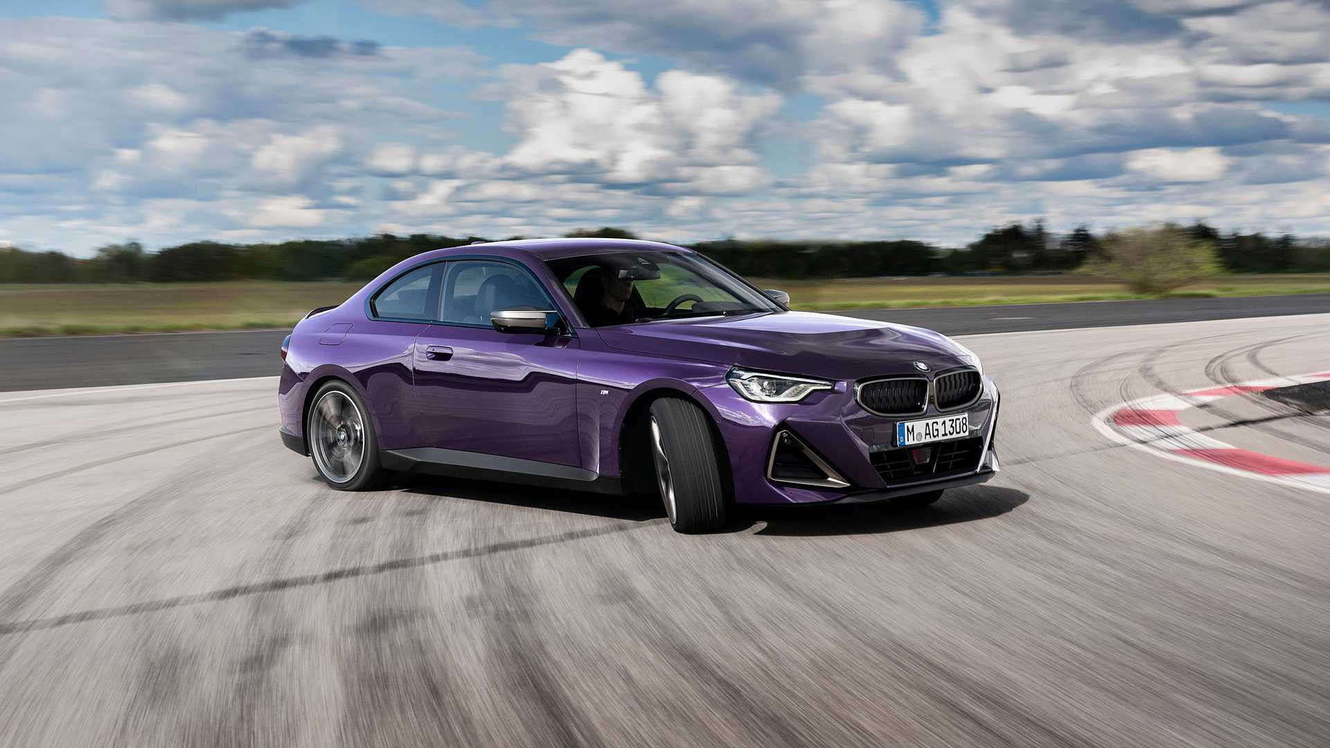 BMW launches the 2 Series Coupe with rear-wheel drive!