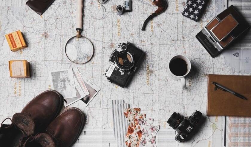 Checklist for a trip to North America |  Leusder's Journal