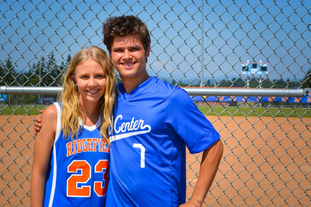 Clark County cousins share a love of athletics