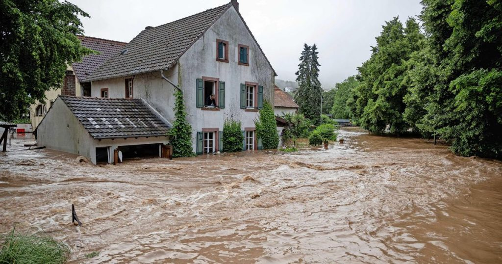 Cooking with rain in Europe, but summer weather is gaining ground |  Interior