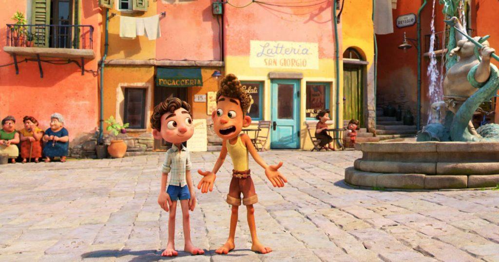 Despite criticism, Pixar's 'Luca' streaming release is a success