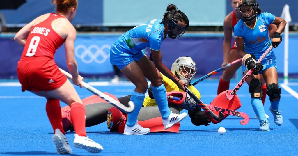 Dutch and British women's hockey win, Spain beats Japan in men's tournament