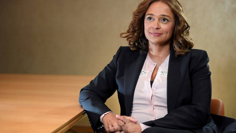 Dutch company linked to Isabel dos Santos to hand over millions to Angola