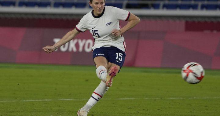 Embrace Rapinoe, USA overtakes Netherlands in PK