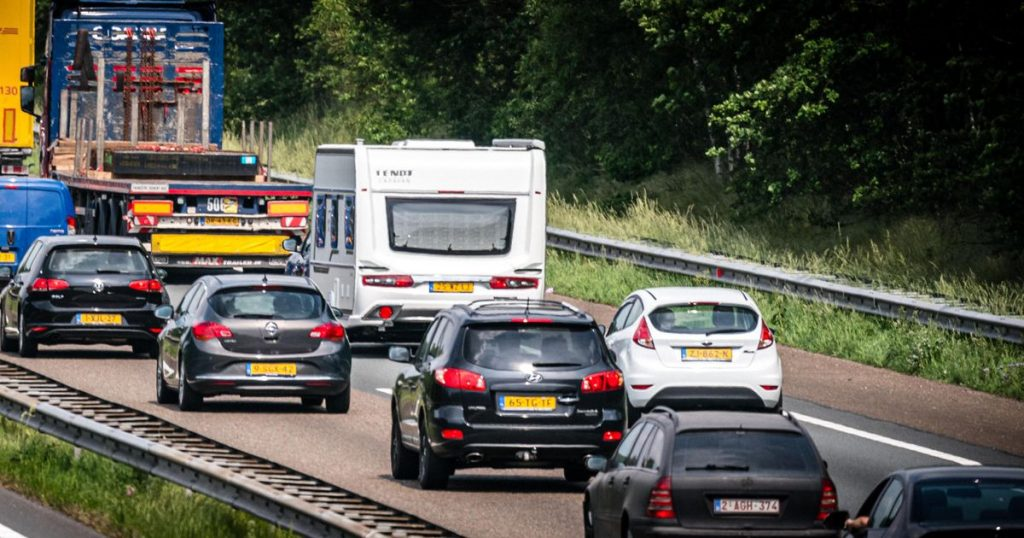 Expect plenty of traffic jams during the holidays in Europe this weekend    Interior