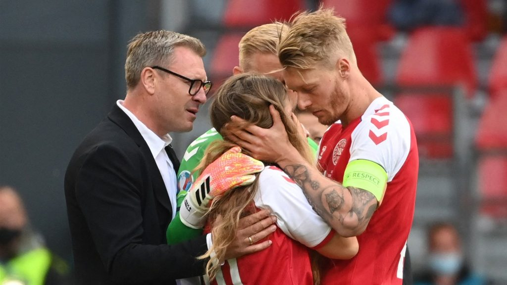From Brazil to New Zealand, Simon Kjær is a hero the world over