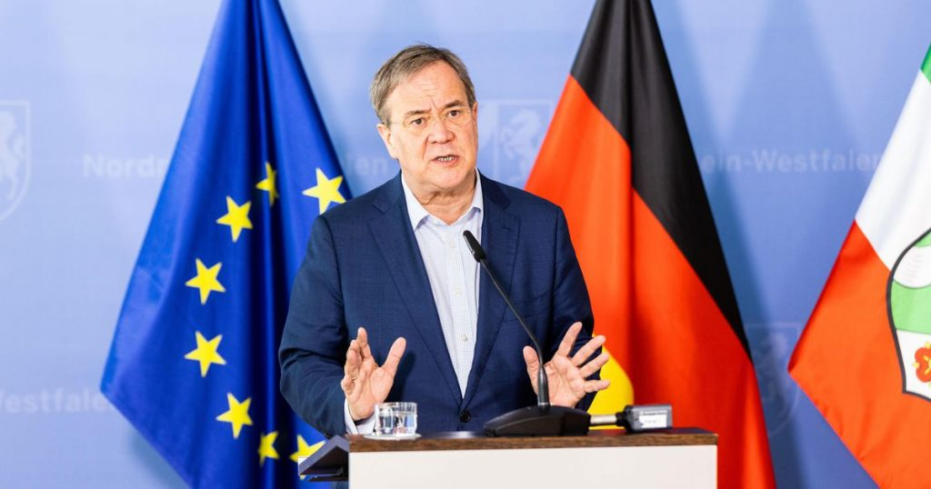 Future successor Angela Merkel scores badly in polls    Abroad