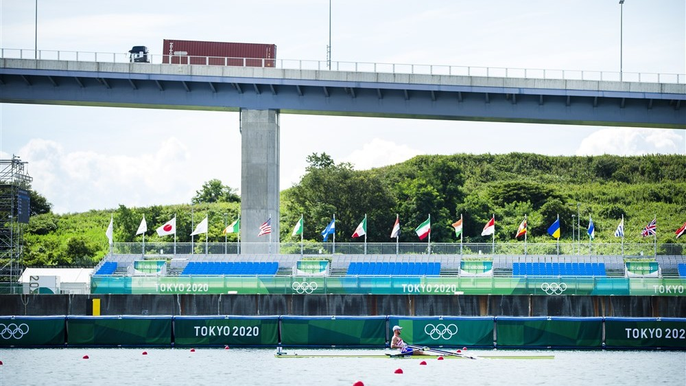 Good Olympic start Holland Acht, other rowers in good shape too