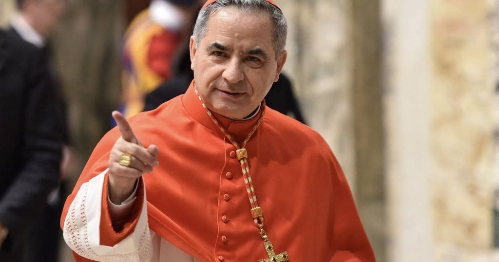 Great financial clean-up in the Vatican: a fraud trial has been initiated against 10 suspects, including Cardinal |  Abroad