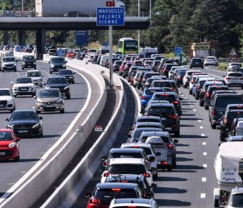Holiday crowds on the roads of the south: at the highest 1000 kilometers of traffic jams in France    Interior