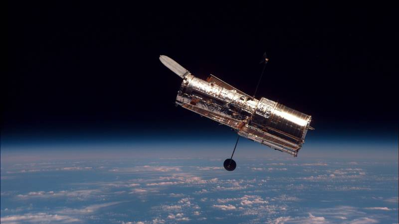 Hubble Telescope Computer Problems Resolved |  NO