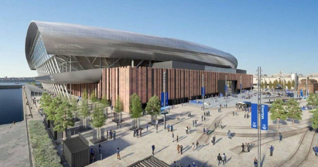 'Humiliating blow' for Liverpool: UNESCO-listed city due to new football stadium |  Abroad