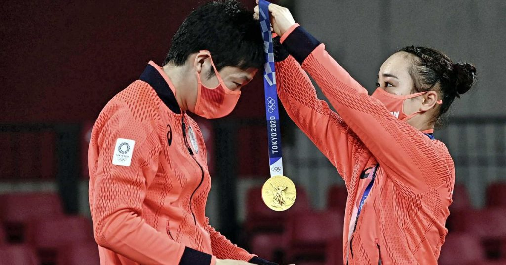 Japan leads the medal ranking;  Orange in 24th place |  sport