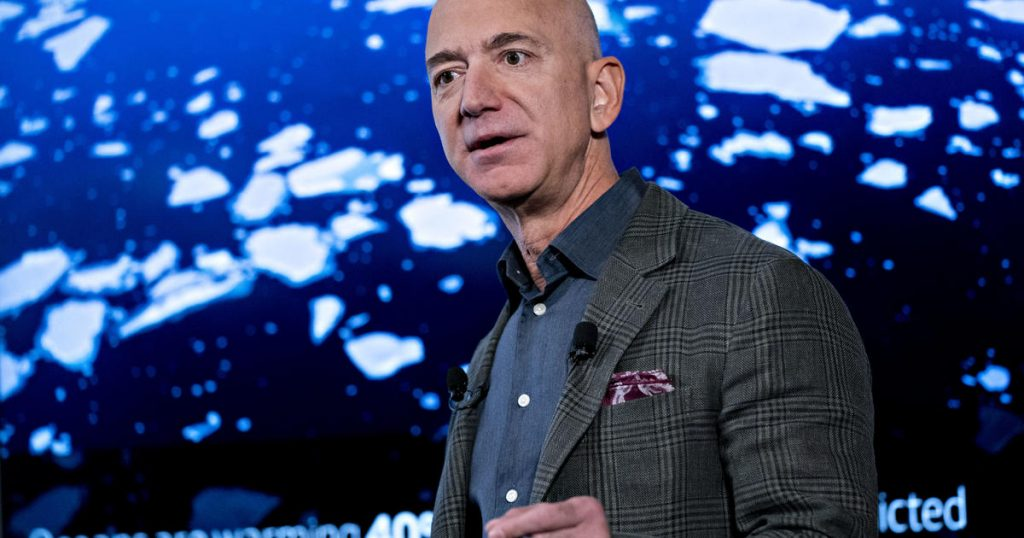 Jeff Bezos steps down as Amazon CEO as retailer enters new chapter