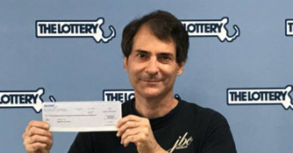 Man Wins Million Dollar Jackpot for Second Time in Four Years    Abroad