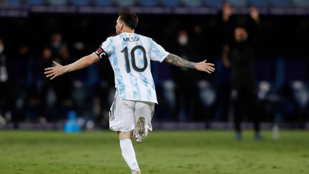 Messi leads Argentina in semi-final against Colombia
