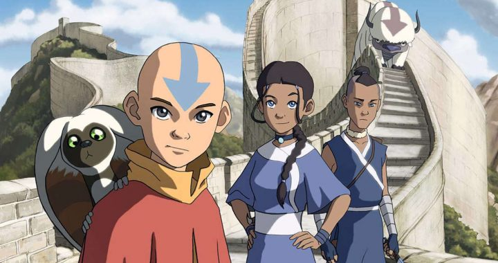Netflix's The Last Airbender Gets A Striking Working Title