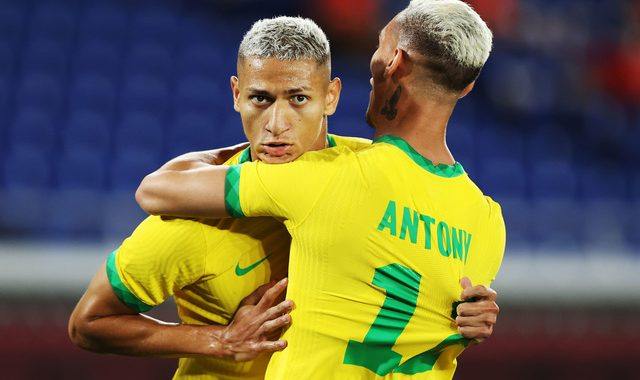 Olympics: Brazilian footballers lose 4-2 against Germany