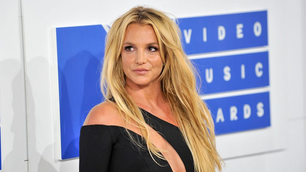 Once again, emotional Britney makes her voice heard in court